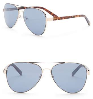 Joe's Jeans Women's Aviator 59mm Sunglasses