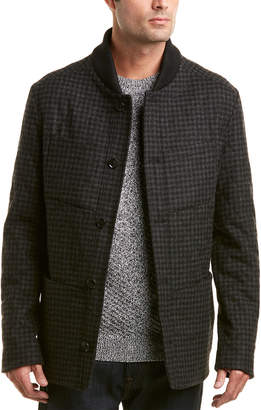 Caruso Tailored Wool Jacket