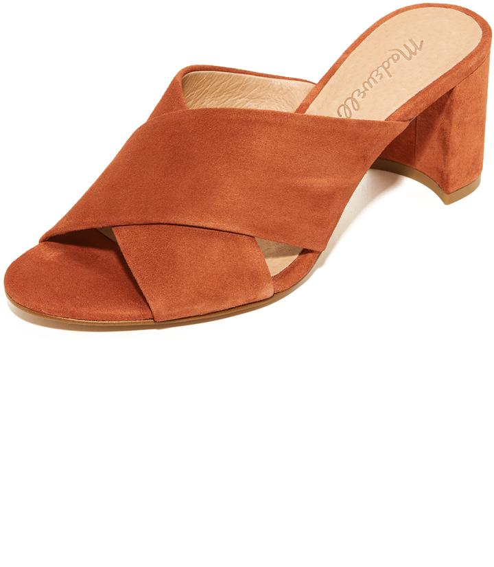 Madewell Greer Mule Sandals