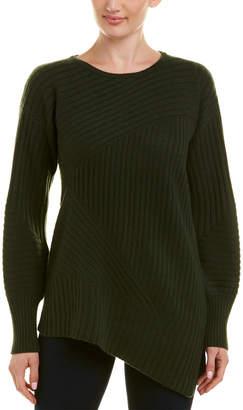 Design History Asymmetric Cashmere Tunic