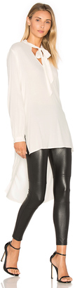 Ella Moss Stella Tie Neck Tunic $158 thestylecure.com