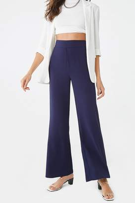 Forever 21 Wide-Leg High-Rise Pants
