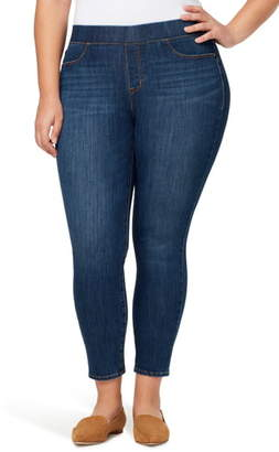 Sanctuary Uplift Denim Leggings