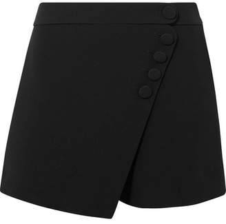 Chloé - Asymmetric Cady Shorts - Black