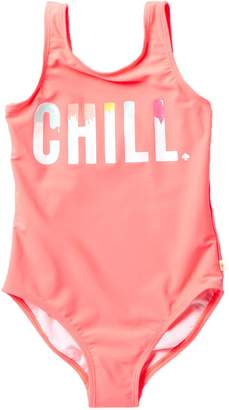 Kate Spade Chill One Piece Swimsuit (Toddler & Little Girls)