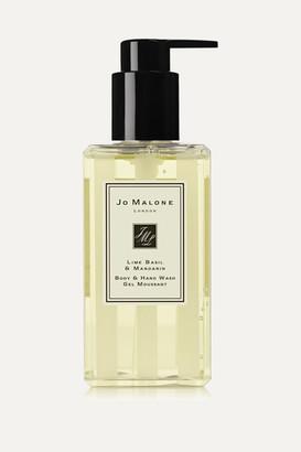 Jo Malone Lime Basil & Mandarin Body & Hand Wash, 250ml - Colorless