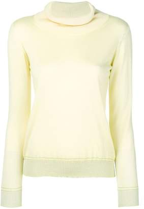Lorena Antoniazzi cowl neck top