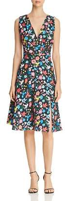 Elie Tahari Jila Floral Dress