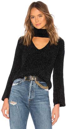 Lovers + Friends Aurora Chenille Sweater