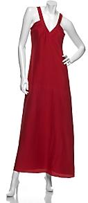 Graham & Spencer Long Silk Slip Dress