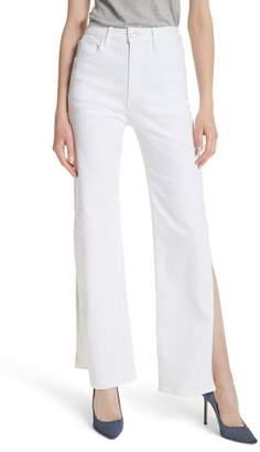 3x1 NYC W4 Adeline Split Leg Flare Jeans