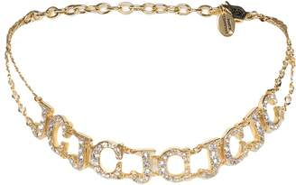 Juicy Couture Pavé JC Luxe Wishes Necklace