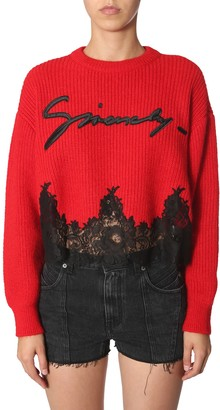 Givenchy Crew Neck Knit