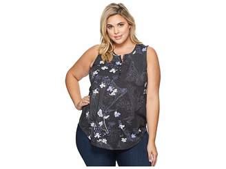 Aventura Clothing Plus Size Yardley Tank Top Women's Sleeveless