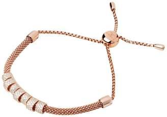 Links of London Rose Gold Vermeil and Diamond Starlight Coronet Bracelet