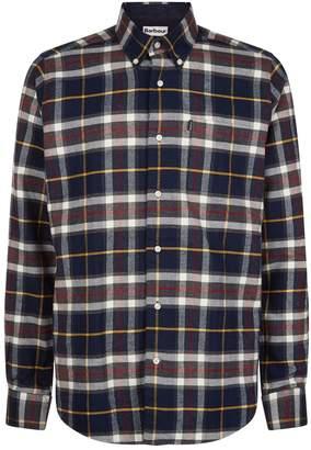 Barbour Castlebay Tartan Flannel Shirt