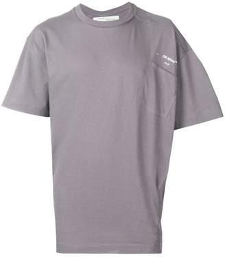 Off-White chest pocket T-shirt