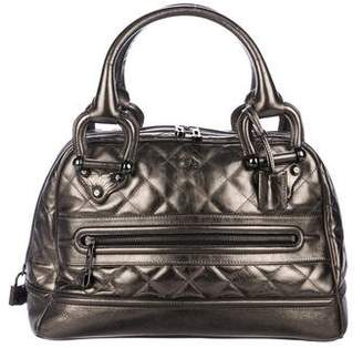 Burberry Quilted Leather Westbury Tote