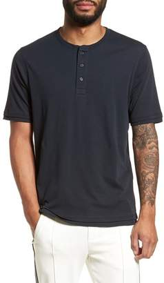 Vince Layered Henley T-Shirt