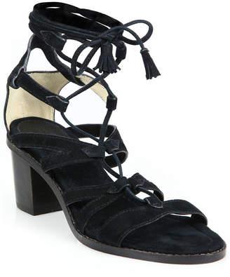 Frye Brielle Suede Gladiator Sandal