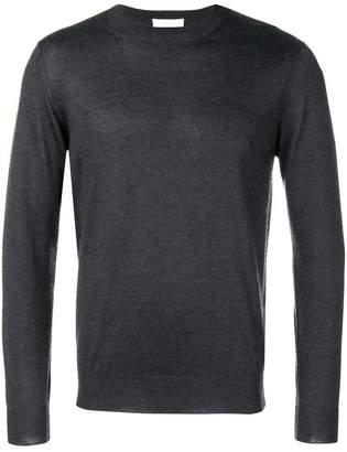 Cruciani classic fitted knit sweater