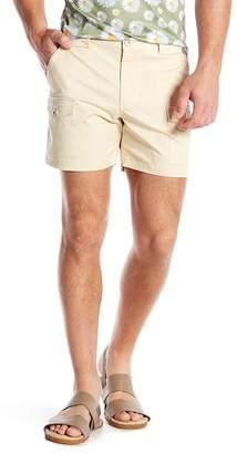 Parke & Ronen Solid Cargo Shorts