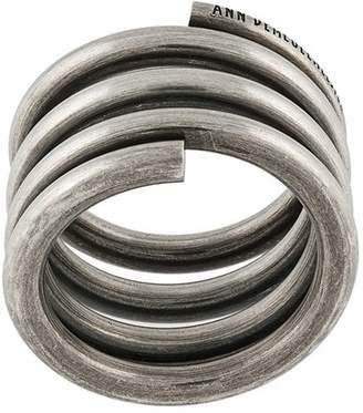 Ann Demeulemeester coil ring