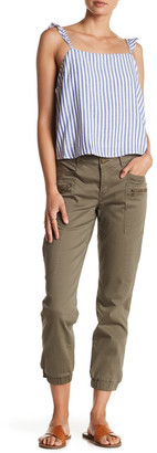Jolt Banded Ankle Cargo Pant $48 thestylecure.com