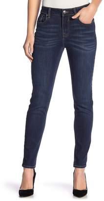 Vigoss Marley Mid Rise Ankle Skinny Jeans