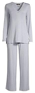 Natori Women's Feather Essential Pajama Set