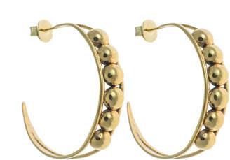 Chloé Hissia Hoop Earrings