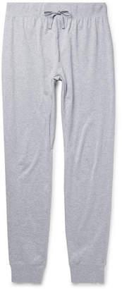 Handvaerk Tapered Pima Cotton-Jersey Pyjama Trousers