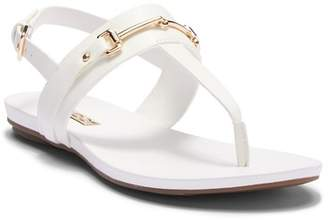 Aldo Croreni T-Strap Flat Sandal