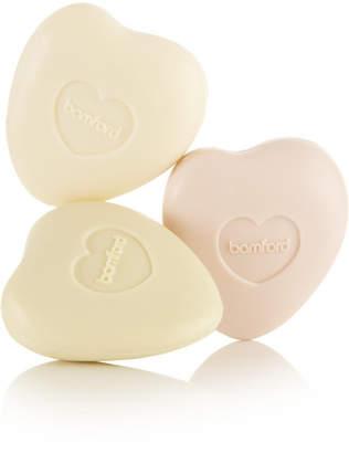 Bamford (バムフォード) - Bamford - Rose, Geranium And Jasmine Pebble Soap Set, 3 X 75g - one size