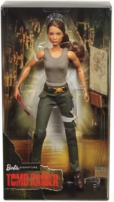 Barbie Tomb Raider Doll