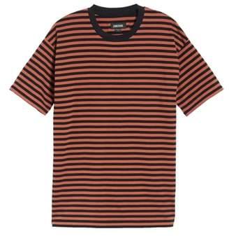 Zanerobe ZABEROBE Stripe Box T-Shirt