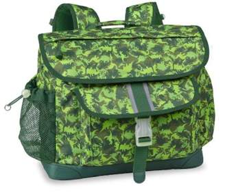 Bixbee 'Large Dino Camo' Water Resistant Backpack