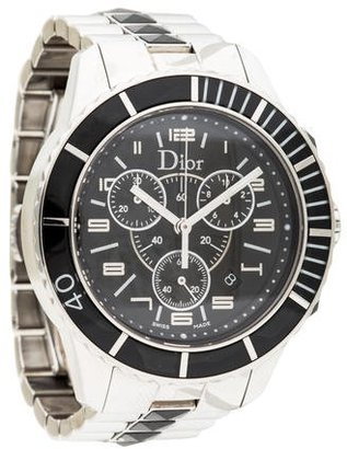 Christian Dior Christal Watch $1,125 thestylecure.com
