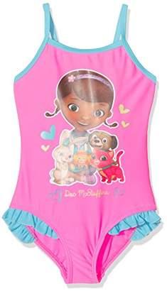 Disney Girl's 16-2125 TC Monokini,6 years (Manufacturer size: 116 cm)