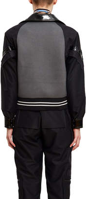 Opening Ceremony Patchwork Jacket