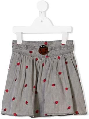 Stella McCartney Graciela ladybug skirt