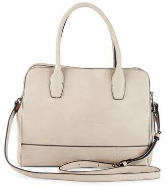 Sole Society Nera Faux Leather Satchel