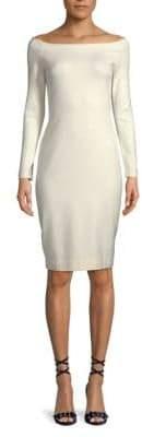 L'Agence Daphne Off-Shoulder Dress
