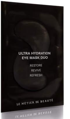 LeMetier de Beaute Le Metier de Beaute Ultra Hydration Eye Mask Duo