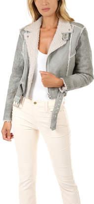 IRO Synal Leather Jacket