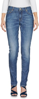 Pt01 Denim pants - Item 42668204