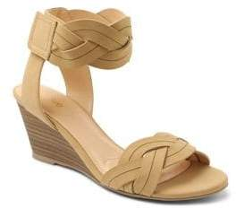 Kensie Sharon Strappy Wedge Sandals
