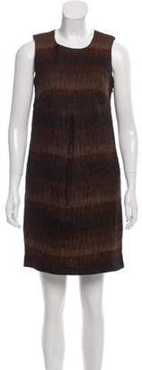 Burberry Ombré Mini Dress