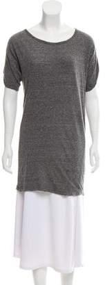 Etoile Isabel Marant Short Sleeve Bateau Neck T-Shirt