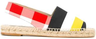 Stella McCartney slingback espadrilles